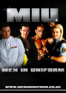 MEN IN UNIFORM MALE REVUE SHOW